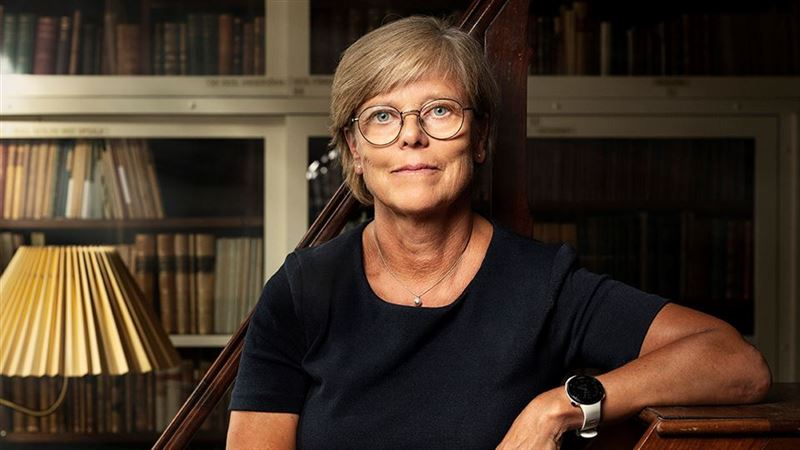 Journalist and author Ingrid Carlberg is awarded IVA's award for science journalism