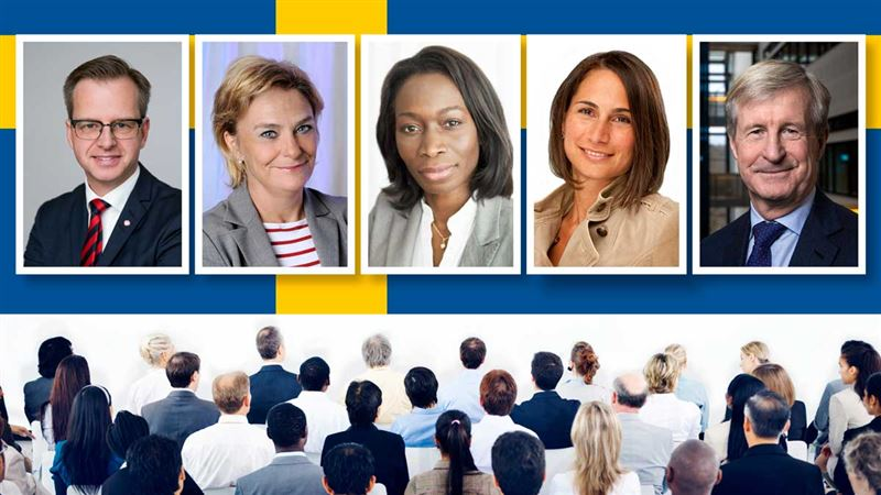 Integration – talent to boost Swedish competitiveness