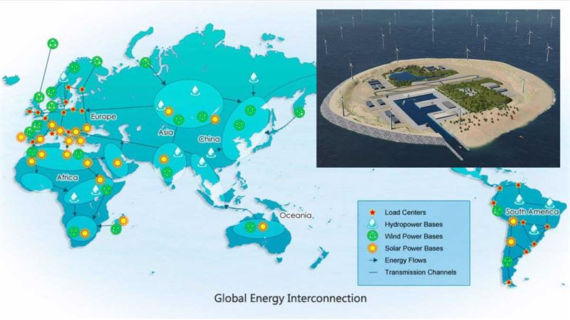 New Mega Scale Transmission as key enabler for renewable energy