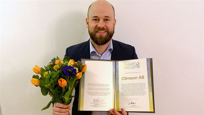 Climeon wins this year's Smart Industry competition